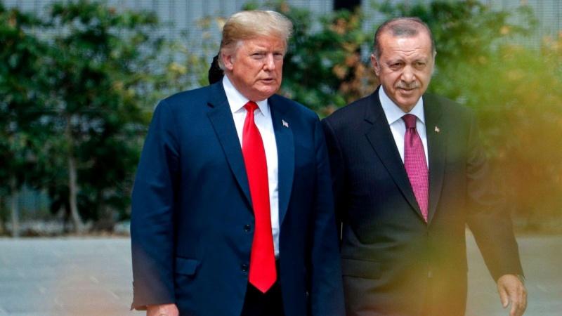 Trump'tan Erdoğan'a tepki çeken mektup!-1