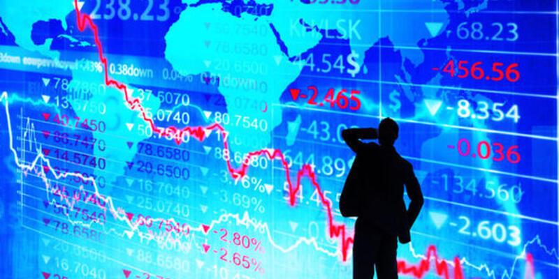 ABD Ekonomisi Küçülüyor, Şirketler Alarmda-1
