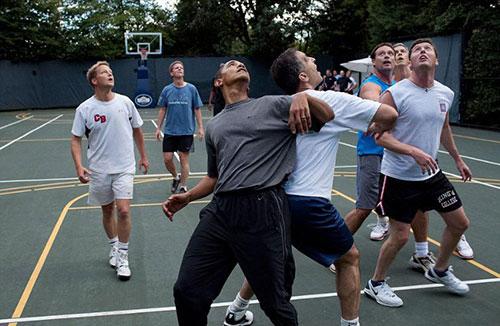 Beyaz Saray'dan 2015'in fotoğrafları