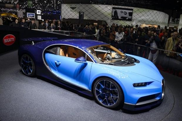 Bugatti'den 1500 beygirlik yeni canavar