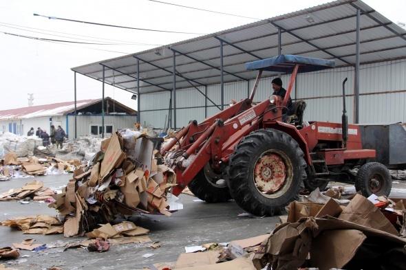 Çöpün ekonomiye katkısı: 2.5 milyon TL