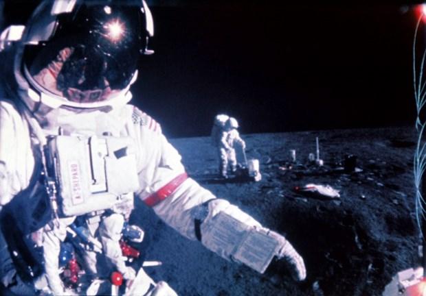 İşte Ay'da yürüyen o isimler