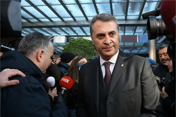 Mustafa Koç'u sevenler hastaneye koştu